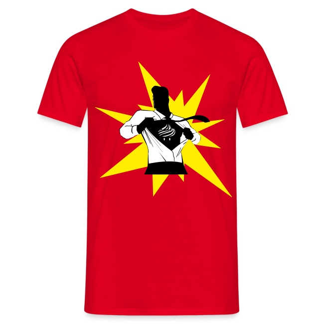 T-shirt Super Cupcake Homme