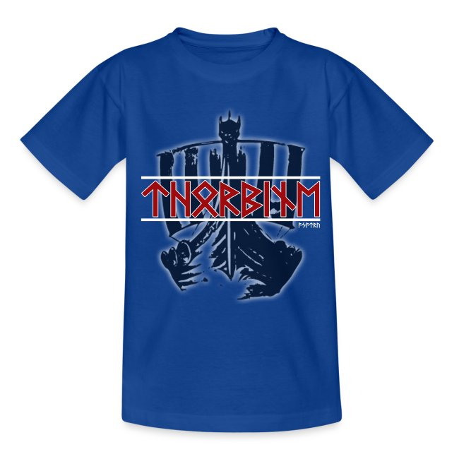 "Kinder T-Shirt klassisch ""Thorbine"""