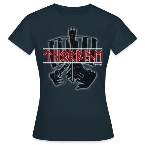Frauen T-Shirt klassisch Thorbine - Frauen T-Shirt