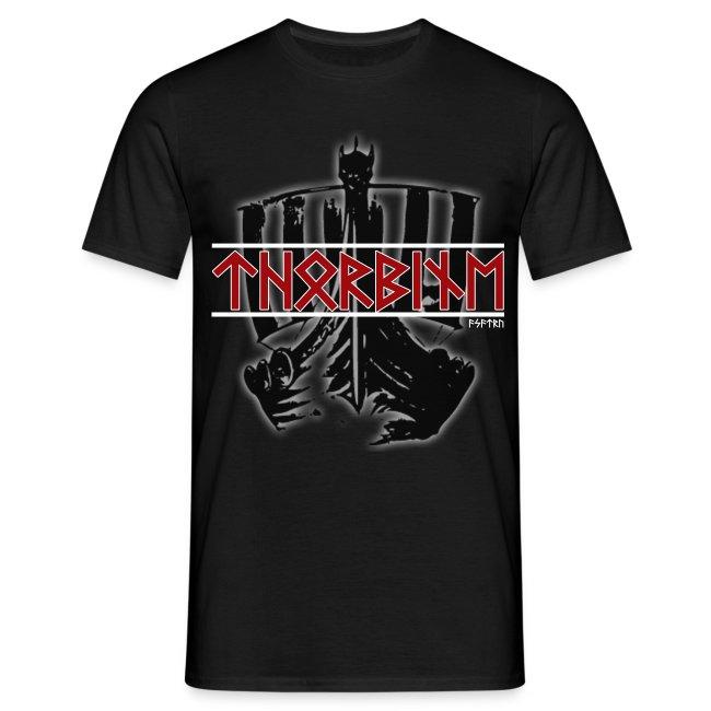 "Männer T-Shirt klassisch ""Thorbine"""