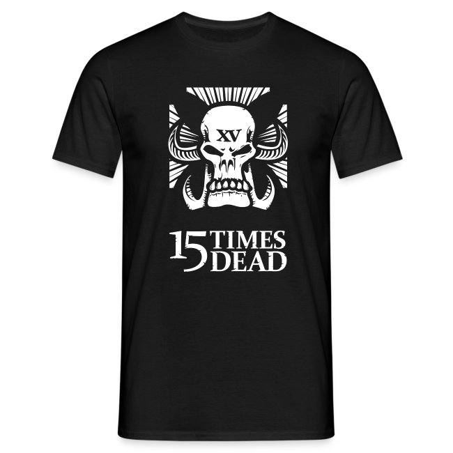 15 Times Dead Girth Giver Tee