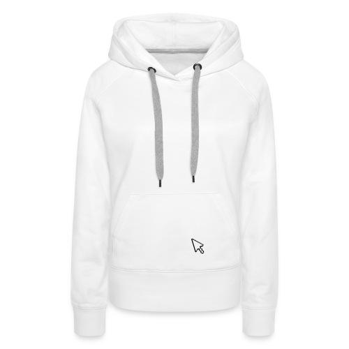 Click here - Vrouwen Premium hoodie