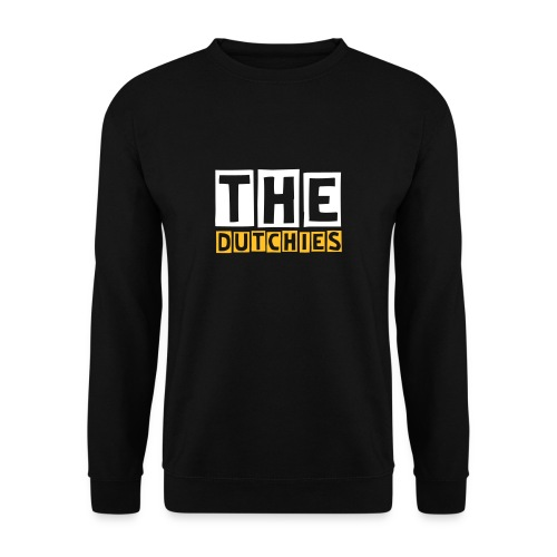 The Dutchies Sweatshirt (Black) - Mannen sweater