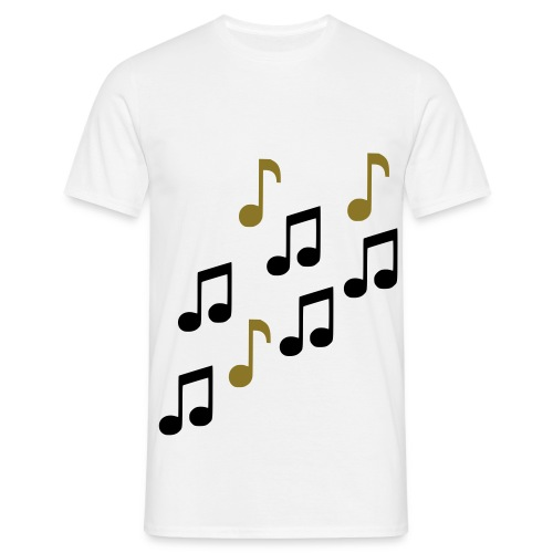 notes - Men's T-Shirt