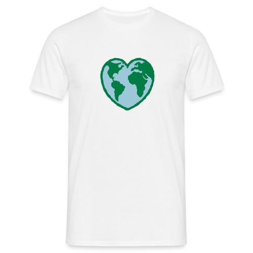 World Heart Tee - Men's T-Shirt
