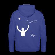 Hoodies & Sweatshirts ~ Men's Premium Hoodie ~ Arjan Throw Across Hoodie (Pick your colour)
