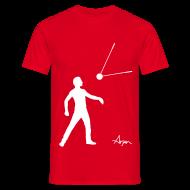 T-Shirts ~ Men's T-Shirt ~ Arjan Duicide Classic Shirt (Pick your colour)