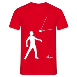 Arjan Duicide Classic Shirt (Pick your colour) - Men's T-Shirt