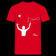 T-Shirts ~ Men's T-Shirt ~ Arjan Throw Across Classic Shirt (Pick your colour)
