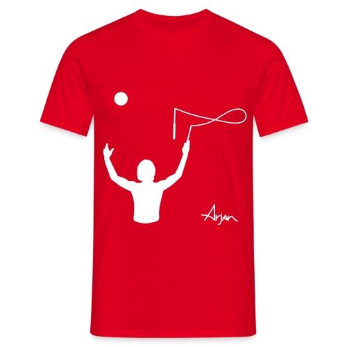 Arjan Throw Across Classic Shirt (Pick your colour) - Men's T-Shirt