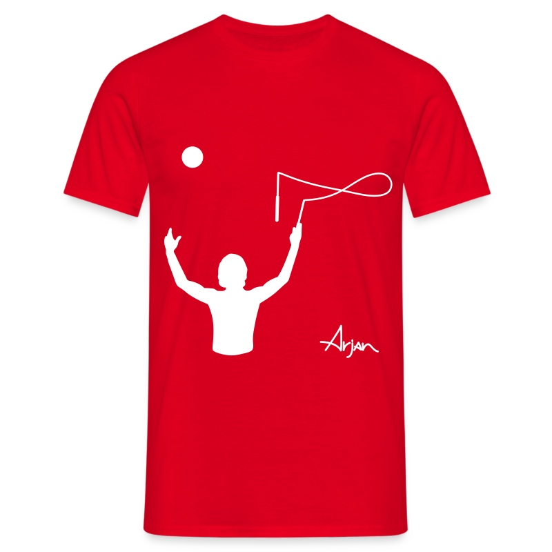 Arjan Throw Across Classic Shirt (Pick your colour) - Men's T-Shirt