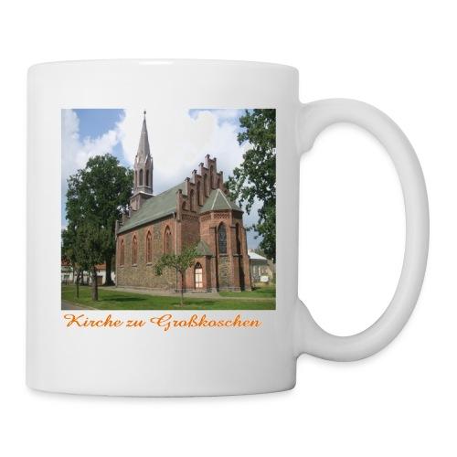 Kirche zu Großkoschen - Tasse