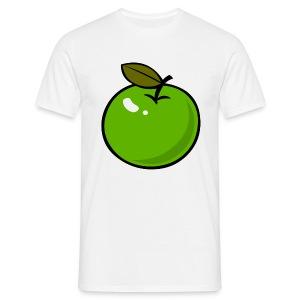 FruityShirts Apple - Men's T-Shirt