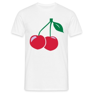FruityShirts Cherry - Men's T-Shirt