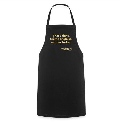 APRON: Creme Anglaise - Cooking Apron