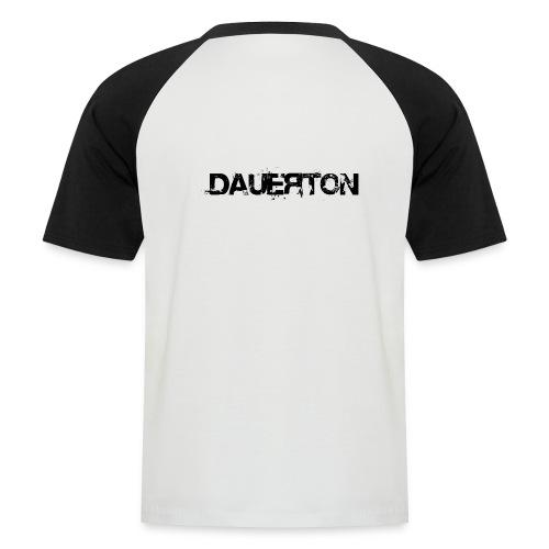 DauerBaseShirt mit Direktdruck - Männer Baseball-T-Shirt