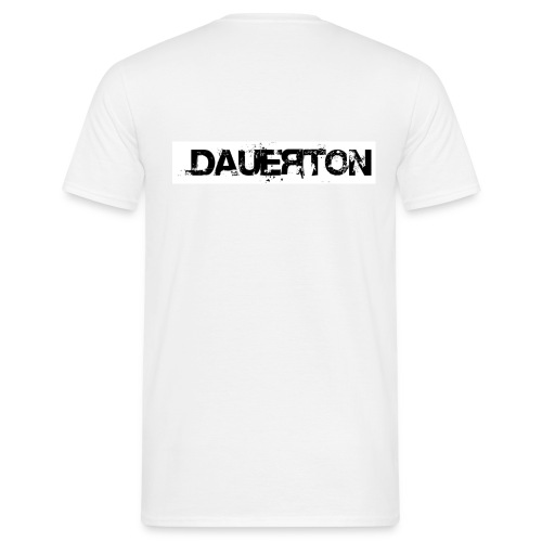 DauerClassicShirt mit Direktdruck - Männer T-Shirt