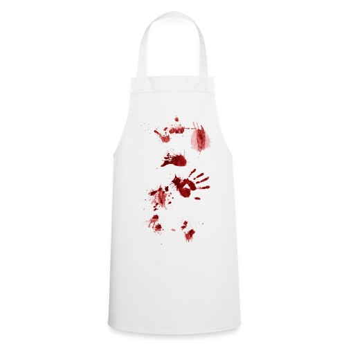 Delantal sangriento - Delantal de cocina