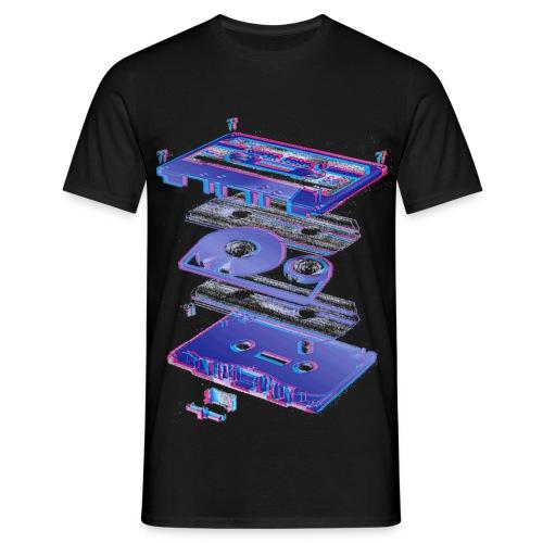 Sabali Tape - T-shirt herr