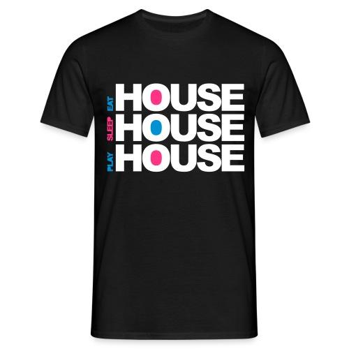 UnitedMonkey House - Herre-T-shirt