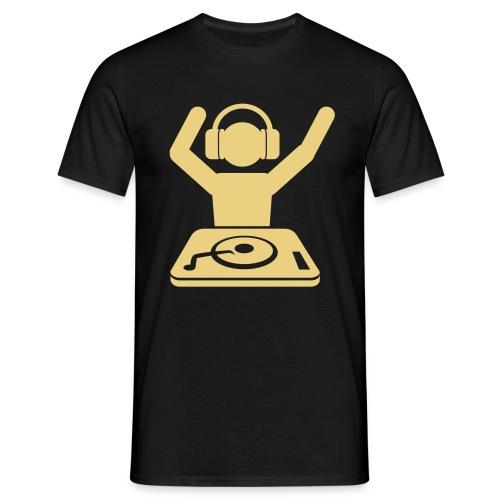 UnitedMonkey dj - Herre-T-shirt
