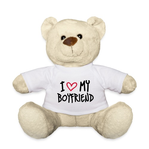 I love my boy - Teddy Bear