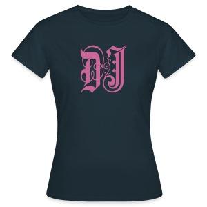 DJ Gothic Style - Women's Classic Dark T-Shirt - Women's T-Shirt