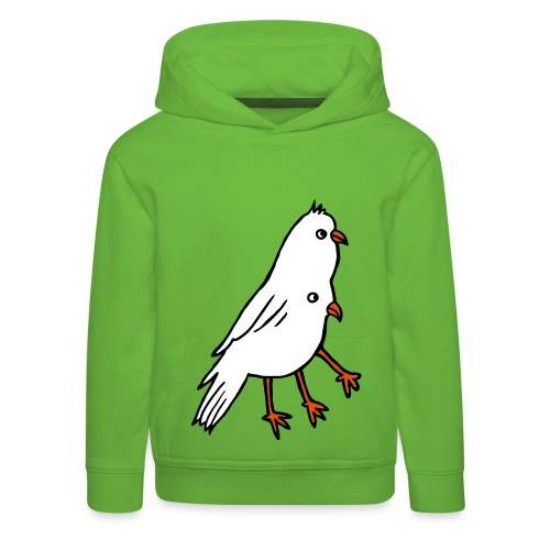 Doppelkopfvogel für Kinder - Kinder Premium Hoodie