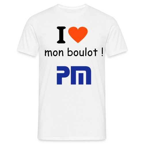 tee-shirt colère manifestation - T-shirt Homme