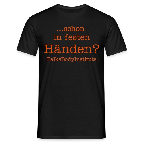 girlfriend - Männer T-Shirt