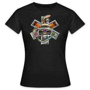 rav uden nbr - Vrouwen T-shirt