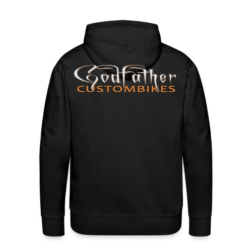 Godfather Custombikes - Männer Premium Hoodie