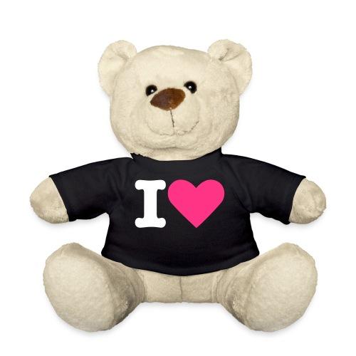 love u bear  - Nounours