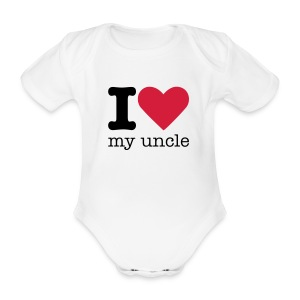 I love my uncle - Rompertje