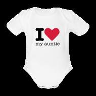 Baby body ~ Rompertje ~ I love my auntie