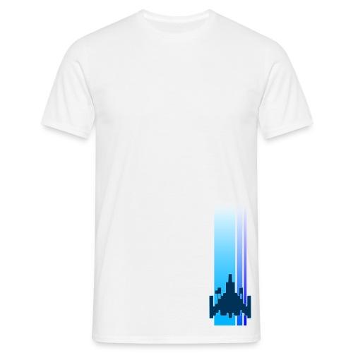 Jet Stream - Männer T-Shirt