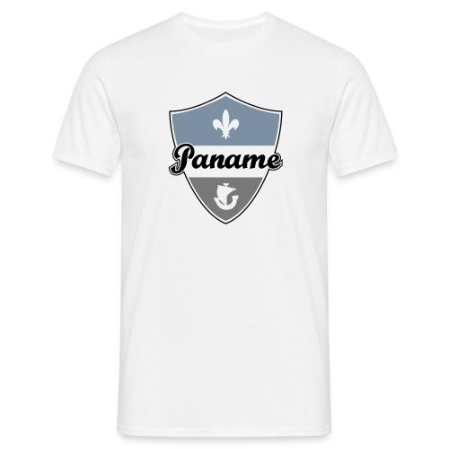 Paname T-shirt noir&blanc - T-shirt Homme