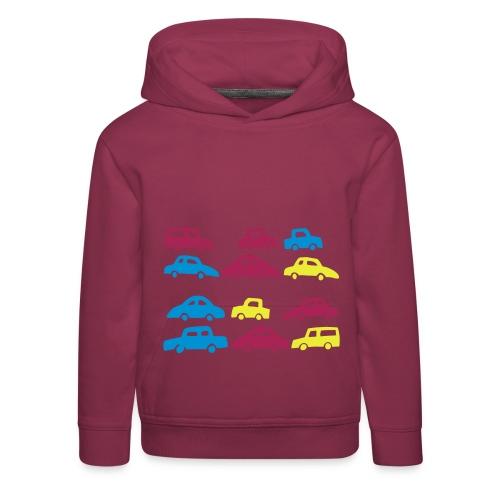 Auto´s - Kinder Premium Hoodie