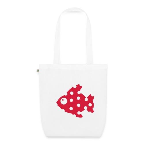 Fisch-Tasche - Bio-Stoffbeutel