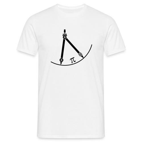 Camiseta Compás PI hombre - Camiseta hombre