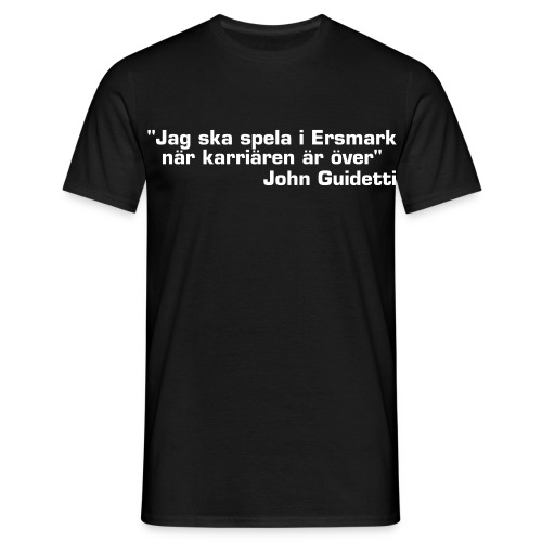 T-shirt John Guidetti - T-shirt herr