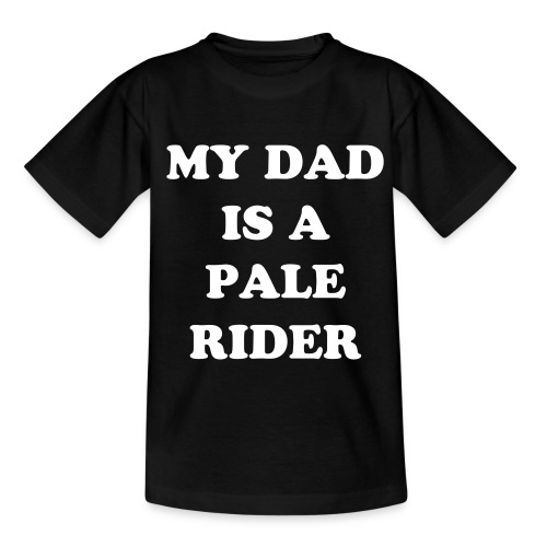 MY DAD IS.. - T-shirt tonåring