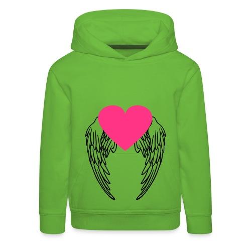 Fly heart - Kinder Premium Hoodie