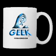 Bouteilles et Tasses ~ Tasse ~ Mug geek wave bleu