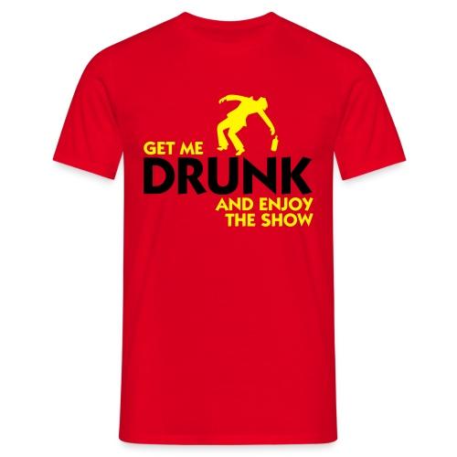 Drunk - T-shirt Homme