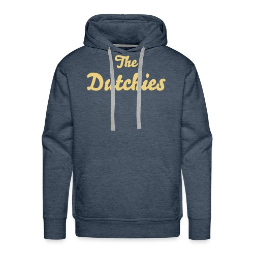 The Dutchies sweatshirt Brown - Mannen Premium hoodie