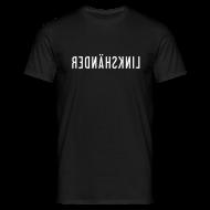 T-Shirts ~ Männer T-Shirt ~ Linkshänder | Männer T-Shirt