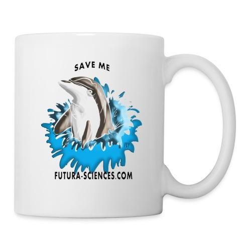 Mug Dauphin - Mug blanc