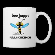 Bouteilles et Tasses ~ Tasse ~ Mug Bee happy