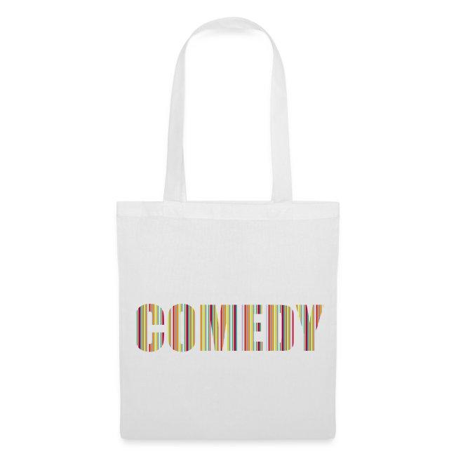 Comedy Tasche Streifen